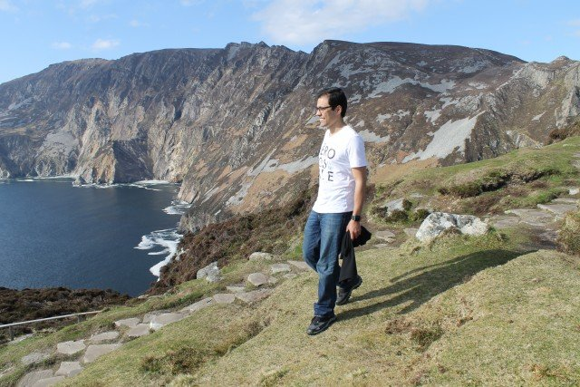 Danilo @ Slieve League