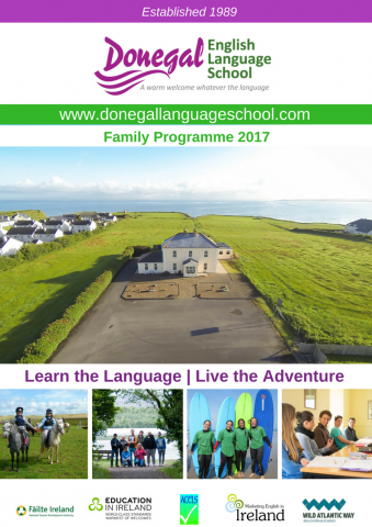 Family Front Cover 2017